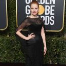 Jessica Chastain At The 76th Golden Globe Awards (2019) - 384 x 600