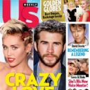 Miley Cyrus - US Weekly Magazine Cover [United States] (25 January 2016)