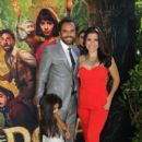 Eugenio Derbez and Alessandra Rosaldo-  'Dora And The Lost City Of Gold' World Premiere In Los Angeles