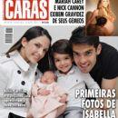 Caroline Celico, Kaká - Caras Magazine Cover [Brazil] (28 April 2011)