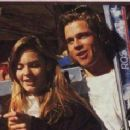 Brad Pitt and Shalane Mccall - 300 x 238