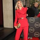 Chloe Sims – TRIC Christmas Charity Lunch 2019 in London - 454 x 647