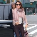 Bethenny Frankel out in New York - 454 x 681
