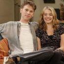 Sadie Calvano and Spencer Daniels