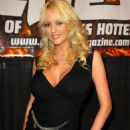 Stormy Daniels - EXXXotica-Miami Beach At The Miami Beach Convention Center, 19.04.2008.