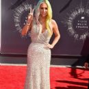 Kesha arrives The 2014 MTV Video Music Awards - Red Carpet