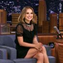 Natalie Portman – On 'The Tonight Show Starring Jimmy Fallon' in NYC