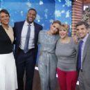 Jennifer Lopez at Good Morning America in New York