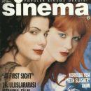 Nicole Kidman, Sandra Bullock - Sinema Magazine Cover [Turkey] (April 1999)
