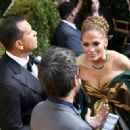 Alex Rodriguez and Jennifer Lopez – 77th Annual Golden Globe Awards in Beverly Hills