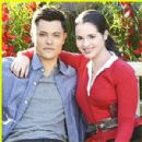 Blair Redford and Vanessa Marano