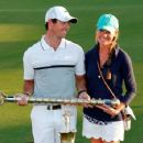Rory McIlroy and Erica Stoll - 454 x 355