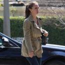 Jennifer Love Hewitt - Arriving Home In Toluca Lake, 2009-03-26