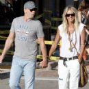 Elle Macpherson seen out and about with her rumored boyfriend in Malibu, CA (August 11)