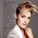 Amber Valletta - Telva Magazine Pictorial [Spain] (February 2015) - 454 x 606