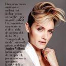 Amber Valletta - Telva Magazine Pictorial [Spain] (February 2015)