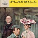 Baker Street (musical) Original 1965 Broadway Cast Starring Fritz Weaver - 333 x 500