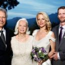 Clint Eastwood, Maggie Johnson, Alison Eastwood, Stacy Poitras 3/16/2013