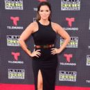 Rashel Diaz- Telemundo's Latin American Music Awards 2015- Red Carpet - 399 x 600