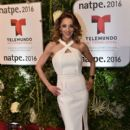 Edith Gonzalez- Telemundo NATPE Party Red Carpet Arrivals - 400 x 600