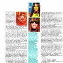 Elle Macpherson - Elle Magazine Pictorial [United States] (March 1988) - 454 x 589