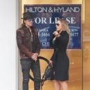 Nikki Lund and Richie Sambora check out their new flagship store 'Nikki Rich' opening in March 15 in Beverly Hill, CA on February 2, 2015 - 454 x 600