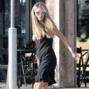 Rebecca Gayheart – Shopping at Trancas Country Market in Malibu - 454 x 681