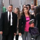 Nikki Reed Drops By Jimmy Kimmel Live