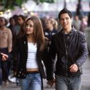 Amanda Bynes and Oliver James