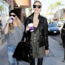 Whitney Port Pampers Away The Cancellation Blues