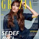 Sedef Avci: Grazia Magazine / Turkey (5 August 2015) - 454 x 574