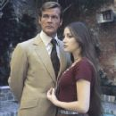 Roger Moore and Jane Seymour in Live And Let Die (1973) - 236 x 309