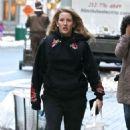 Ellie Goulding – Shopping in New York City - 454 x 790