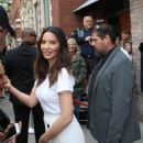Olivia Munn – Out in Toronto
