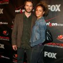 Garret Dillahunt and Michelle Hurd