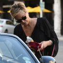 Sharon Stone – Gets a Parking Ticket in Beverly Hills
