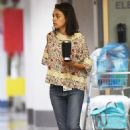 Mila Kunis – Seen at a Hospital In Beverly Hills