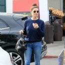 Ashley Greene – Shopping for groceries in Beverly Hills