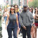 Kim Kardashian at Meatpacking District in NYC