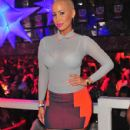 Amber Rose Partying at Club Roxy in Orlando, Florida - February 25, 2012 - 429 x 768