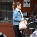 Kate Mara – Leaves her dance class in Beverly Hills