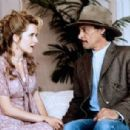Jim Varney and Lea Thompson