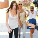 Dina Lohan: Lindsay Is Doing Well