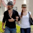 Colin Farrell and Muireann Mcdonnell - Paparazzi