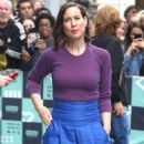 Miriam Shor – Promotes TV series 'Younger' at AOL Build Series in NY