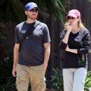 Jenna Fischer And Lee Kirk: Zoo Lovin'