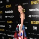 Actress Cobie Smulders attends the Cinema Society with Women's Health & FIJI Water host a screening of