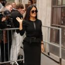 Salma Hayek Greets Fans in London
