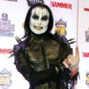 Dani Filth of Cradle of Filth attends the Metal Hammer Golden Gods awards on June 15, 2015 in London, England. - 454 x 657