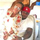 Evelyn Lozada and Carl Crawford - 320 x 320